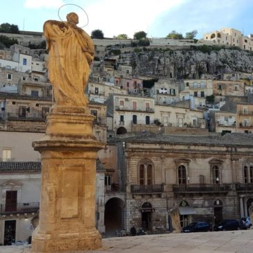 A weekend away — Modica