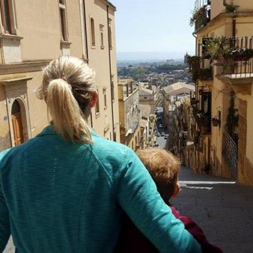 A day trip to Caltagirone