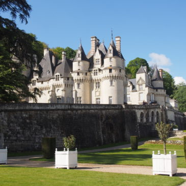 FRANCE, Day Six: Castles, history and wine