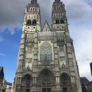 FRANCE, Day Five: Tours
