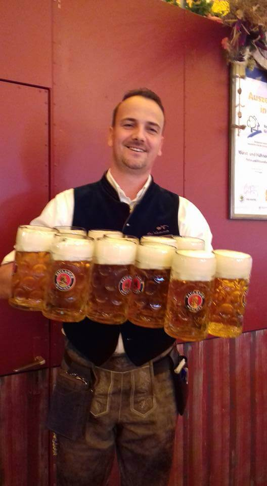 Oktoberfest in Munich: Grown-up time in the tents