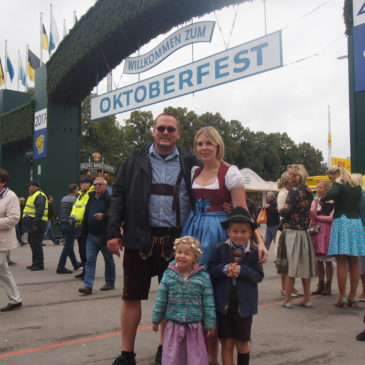 Oktoberfest in Munich: Fest fun with the kids