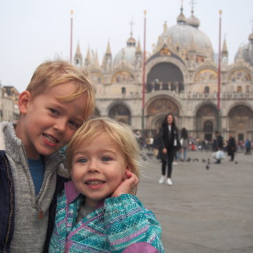 Enjoying Venice with kids: Top 7 things to do