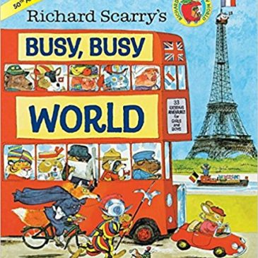 7 books that will inspire your child to travel the world